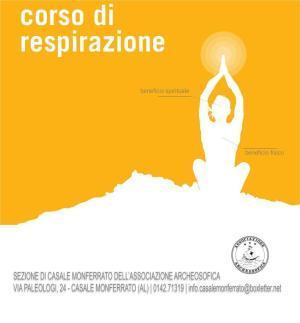 CORSO DI RESPIRAZIONE · CASALE MONFERRATO