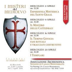 I MISTERI DEL MEDIOEVO · CASALE MONFERRATO