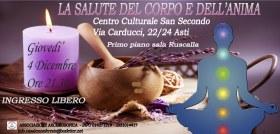 LA SALUTE DEL CORPO E DELL'ANIMA · CASALE MONFERRATO