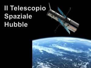Il telescopio spaziale Hubble