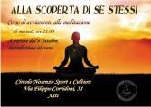 Dal 6 Ottobre 2015 · Ore 21,00 · Asti