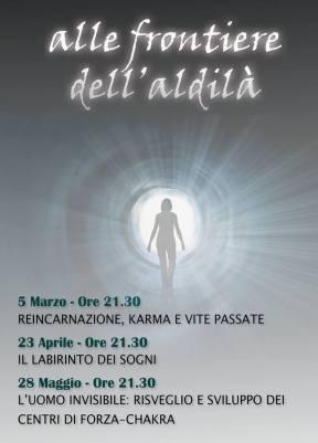 ALLE FRONTIERE DELL'AL DI LA' · ASTI
