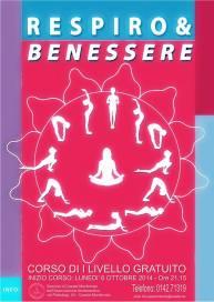 RESPIRO E BENESSERE · CASALE MONFERRATO