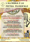 L'ALCHIMIA E LA PIETRA FILOSOFALE · CASALE MONFERRATO