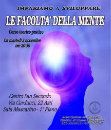 Dal 3 novembre 2015 · Ore 20.30 · Asti