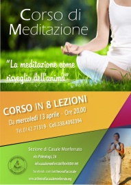 Da mercoledì 13 Aprile 2016 · Ore 20.00 · Casale Monferrato