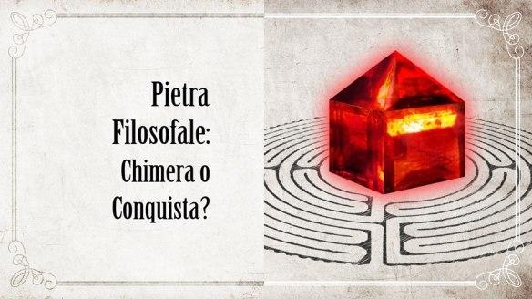 Pietra Filosofale