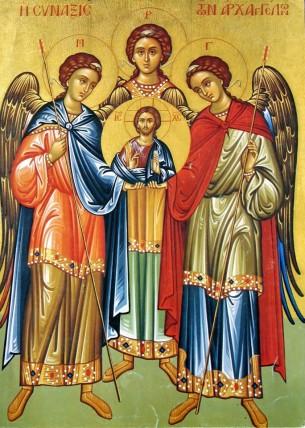 Gli Arcangeli Michele, Gabriele e Raffaele.jpg