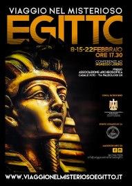 Viaggio nel Misterioso Egitto - Casale Monferrato